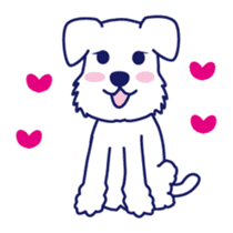 Schna & Toypoo 1st sticker #128748