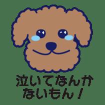 Schna & Toypoo 1st sticker #128755