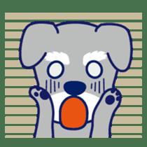 Schna & Toypoo 1st sticker #128762