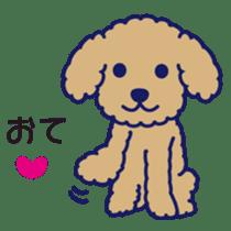 Schna & Toypoo 1st sticker #128764
