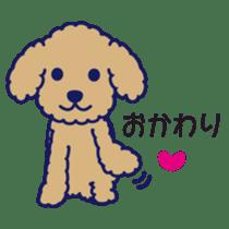 Schna & Toypoo 1st sticker #128765
