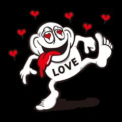 Ya-man : Love, Peace and Happiness