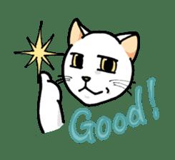 strawberry cats sticker #129109