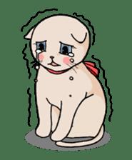 strawberry cats sticker #129136
