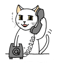 strawberry cats sticker #129139