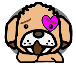 HARAMAKI DOG sticker #129227