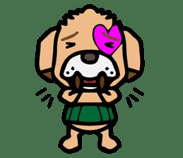 HARAMAKI DOG sticker #129244