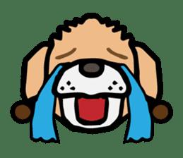 HARAMAKI DOG sticker #129246