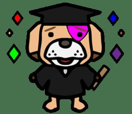 HARAMAKI DOG sticker #129255