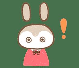 Minette Chouette sticker #129342