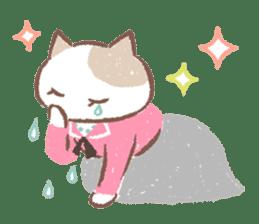 Minette Chouette sticker #129352