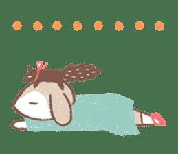 Minette Chouette sticker #129365