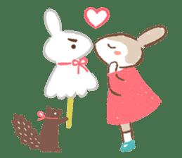 Minette Chouette sticker #129375