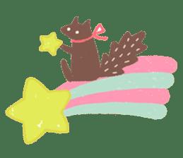 Minette Chouette sticker #129379