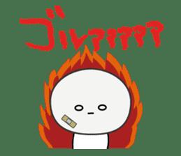 Trutte-kun & Trutte-chan sticker #130064