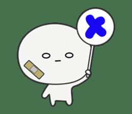 Trutte-kun & Trutte-chan sticker #130090
