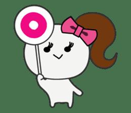 Trutte-kun & Trutte-chan sticker #130091