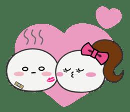 Trutte-kun & Trutte-chan sticker #130097