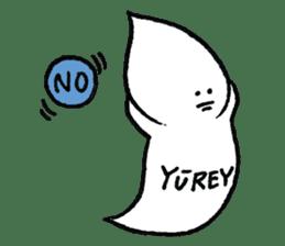 YUREY sticker #130345