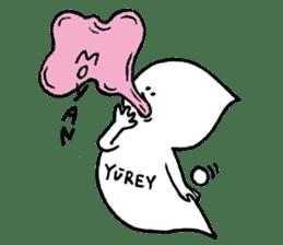 YUREY sticker #130376