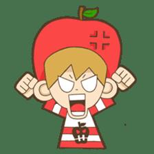JONA and ORI -Twins Apple Brothers- sticker #130952