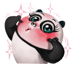 JuJuu the Pandi's life sticker #131350