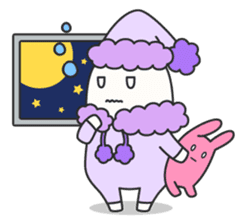 Hoshinoko sticker #131840