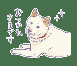 Ponta and Yukie sticker #132469