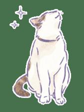 Ponta and Yukie sticker #132477