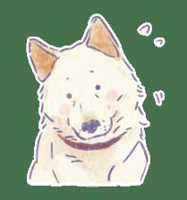 Ponta and Yukie sticker #132481