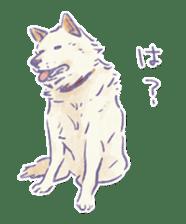 Ponta and Yukie sticker #132485