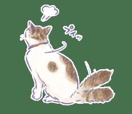 Ponta and Yukie sticker #132486