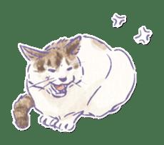 Ponta and Yukie sticker #132487