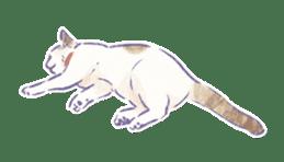 Ponta and Yukie sticker #132493