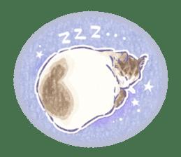 Ponta and Yukie sticker #132495