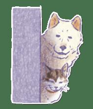 Ponta and Yukie sticker #132497