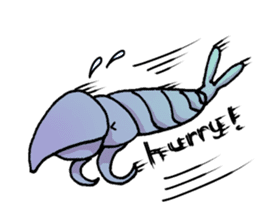 Cambrian Monsters sticker #132667
