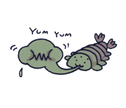 Cambrian Monsters sticker #132668