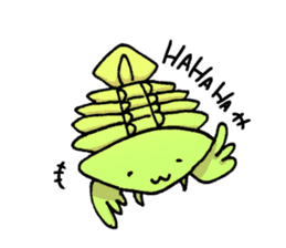 Cambrian Monsters sticker #132680