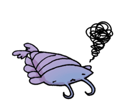 Cambrian Monsters sticker #132696