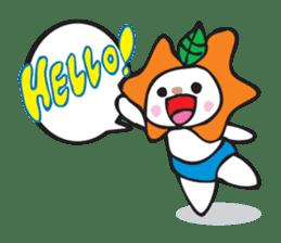Chikochun sticker #133020