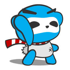 Little Ninja Panda