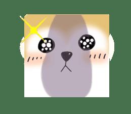 A Japanese dog, Maru 2 sticker #134209