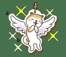A Japanese dog, Maru 2 sticker #134213