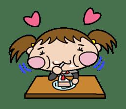pretty kids Tsurara sticker #134579