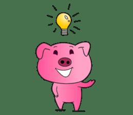 Piggy Basic Set sticker #134601