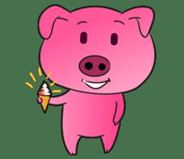 Piggy Basic Set sticker #134604