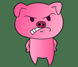 Piggy Basic Set sticker #134613