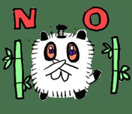 Chonmage-Hamster sticker #134753