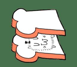 Chonmage-Hamster sticker #134760